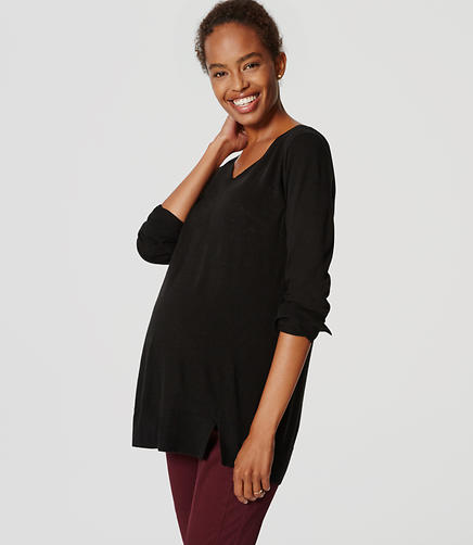 Image of Maternity Refined Sweater