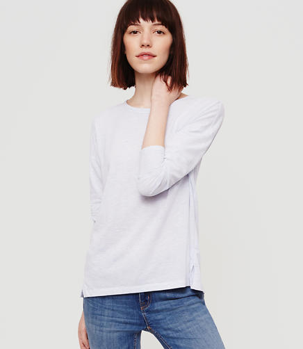Image of Lou & Grey Drop Shoulder Petalsoft Tee