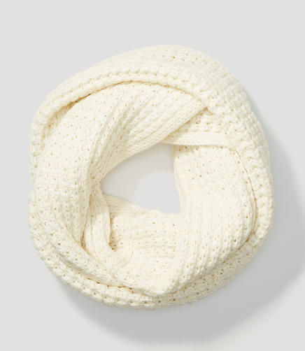 Image of Shimmer Infinity Scarf