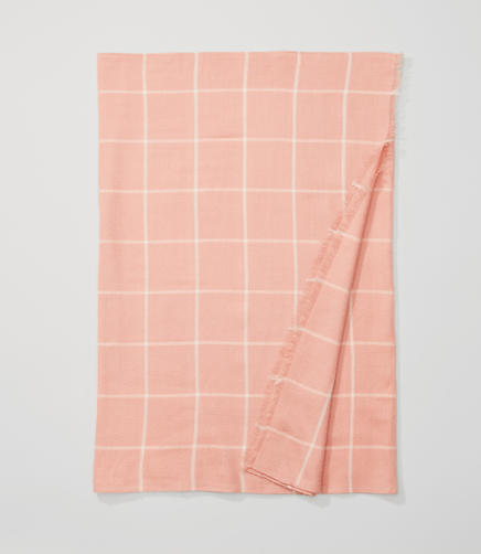 Image of Windowpane Scarf