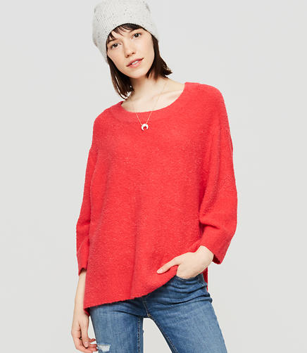 Image of Lou & Grey Easy Boucle Sweater