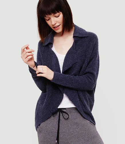 Image of Lou & Grey Lapel Cardigan