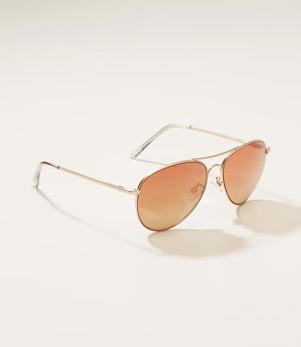 Image of Aviator Sunglasses