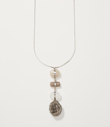 Image of Moondust Pendant Necklace