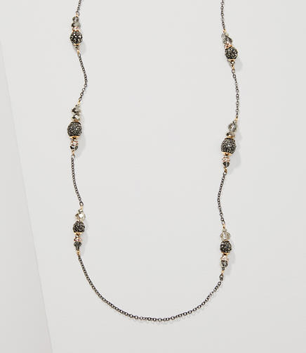 Image of Fireball Illusion Necklace