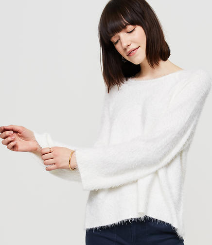 Image of Lou & Grey Eyelash Sweater