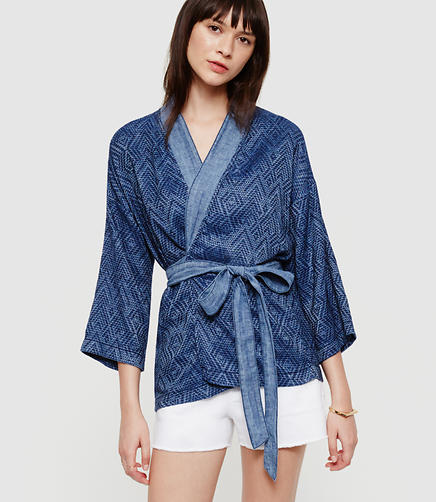 Image of Lou & Grey Seaside Kimono