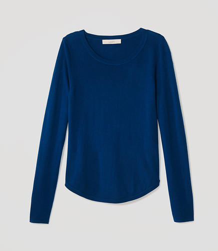 Image of Textured Sweater Tee