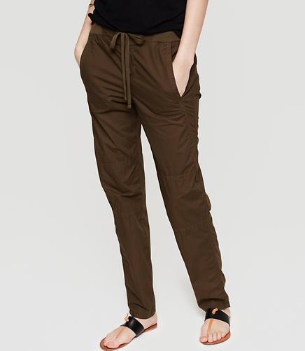 Image of Lou & Grey Poplin Pants