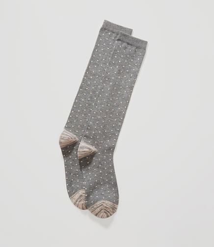 Image of Dot Boot Socks
