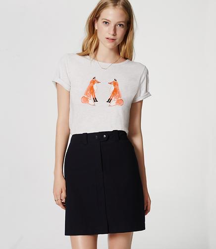 Image of Foxy Tee