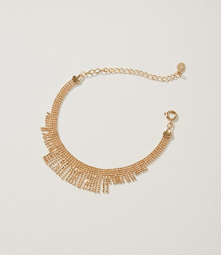 Image of Chain Fringe Choker