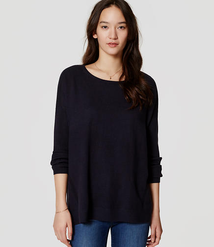 Image of Swing Tunic Sweater