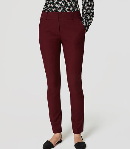 Image of Petite Essential Skinny Ankle Pants in Julie Fit
