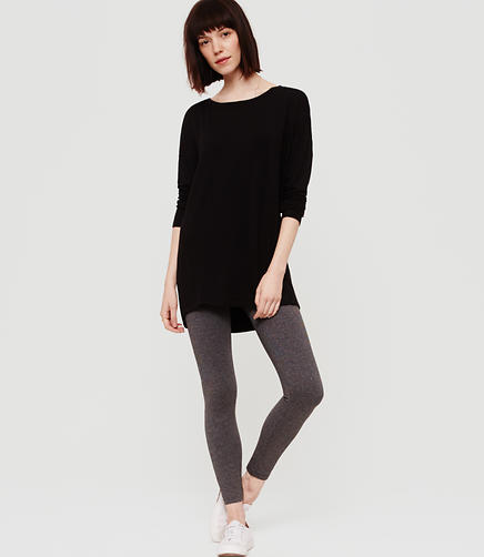 Image of Lou & Grey Striped Ponte Leggings