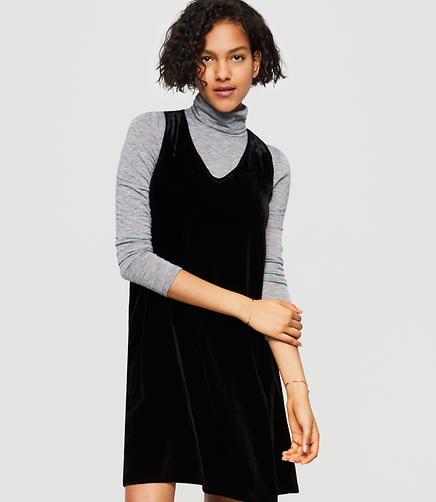 Image of Lou & Grey Velvet Dress