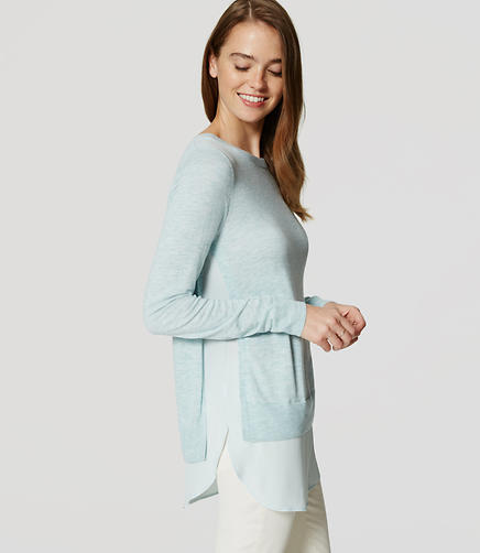 Image of Two-In-One Sweater