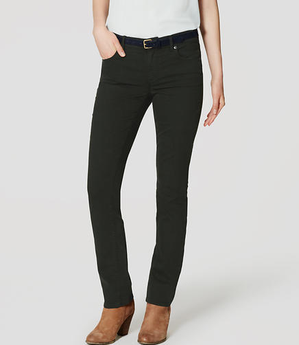 Image of Modern Slim Ankle Jeans