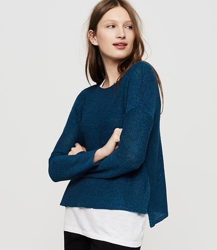 Image of Lou & Grey Midnight Sweater