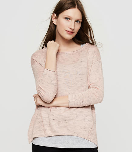 Image of Lou & Grey Ribside Sweater