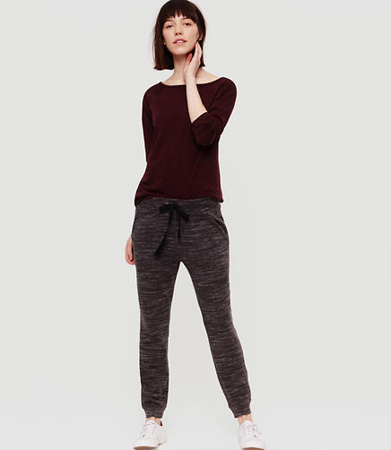Image of Lou & Grey Form Zen Bounce Upstate Sweatpants