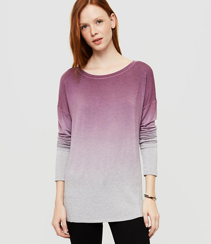 Image of Lou & Grey Ombre Signaturesoft Tunic