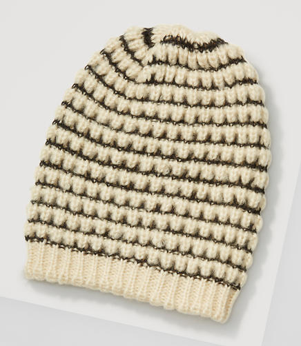 Image of Open Stitch Beanie