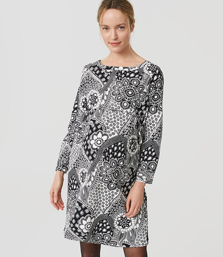 Image of Maternity Gypsy Rose Shirtdress