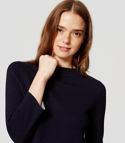 Image of Petite Swing Sweater
