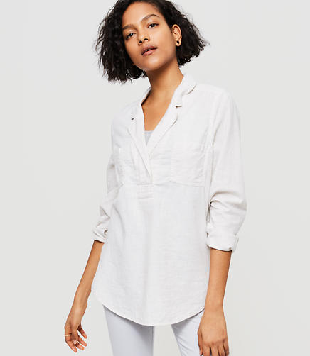 Image of Lou & Grey Flannel Palette Shirt