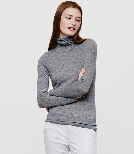 Image of Lou & Grey Warming Knit Turtleneck