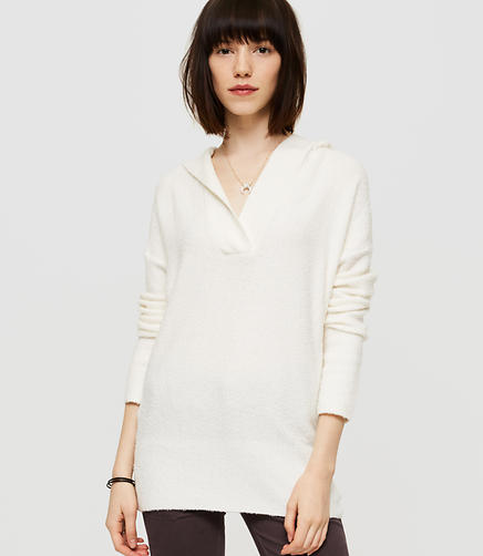 Image of Lou & Grey Hoodie Tunic Sweater