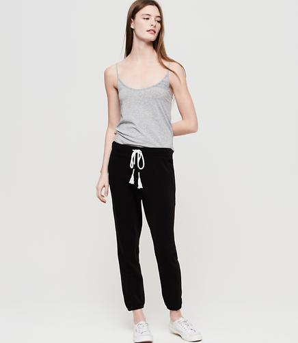 Image of Lou & Grey Zen Bounce Skinny Sweatpants