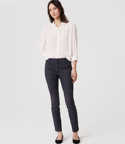 Image of Tall Diamond Essential Skinny Ankle Pants in Marisa Fit