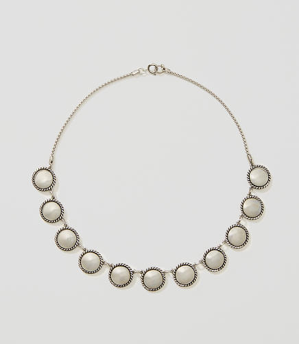 Image of Twist Disc Necklace