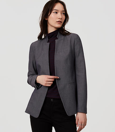 Image of Tall Custom Stretch Notched Blazer
