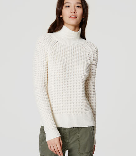 Image of Square Stitch Sweater
