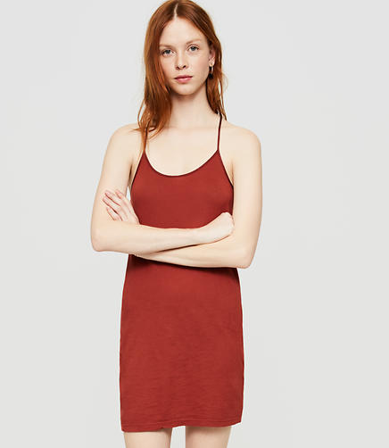 Image of Lacausa Slip Dress