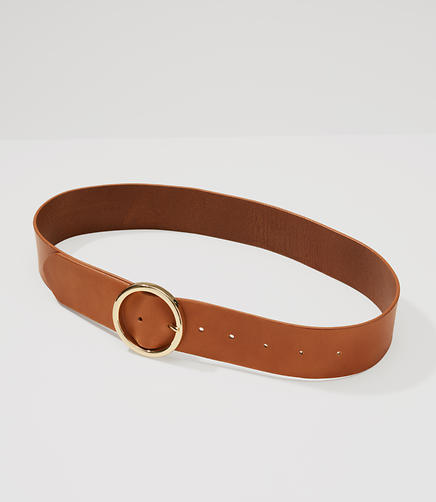 Image of Circle Buckle Belt