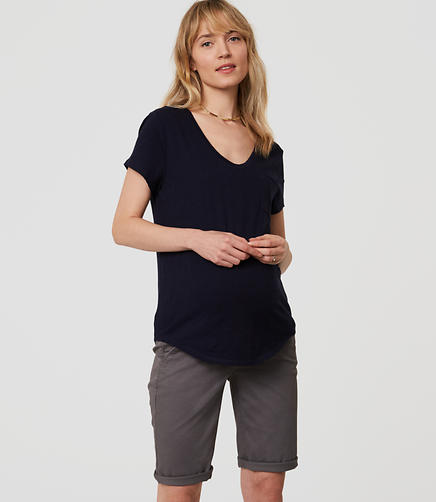 Image of Maternity Vintage Soft Tee
