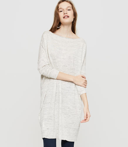 Image of Lou & Grey Dolman Tunic Sweater