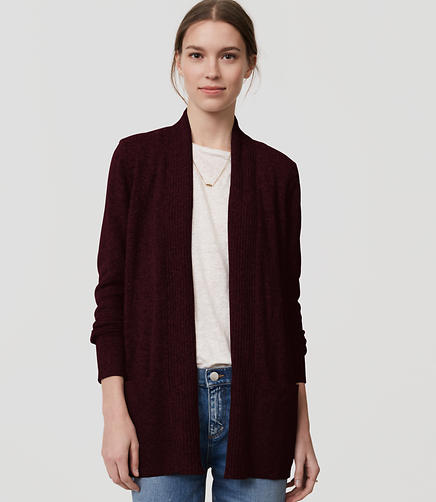 Image of Pocket Open Cardigan