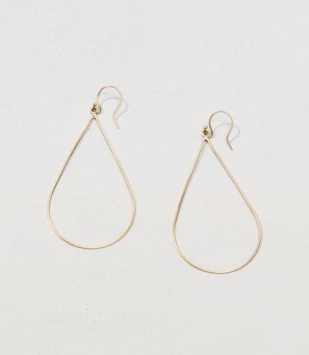 Image of Meyelo Tear Drop Earrings