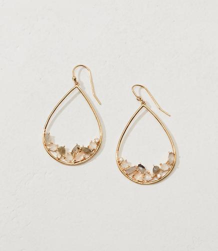 Image of Tai Jewelry Gem Drop Earrings