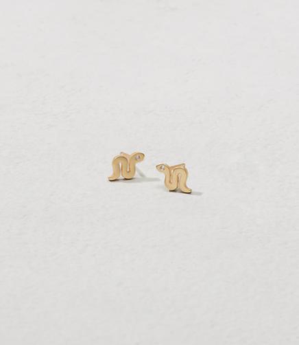 Image of Tai Jewelry Snake Earrings