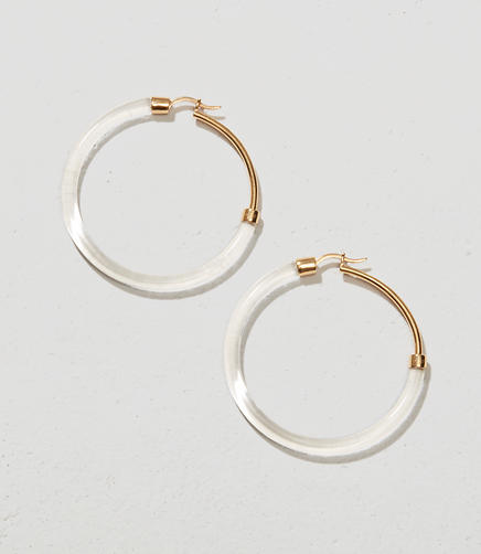 Image of Colette Malouf Ear Hoops