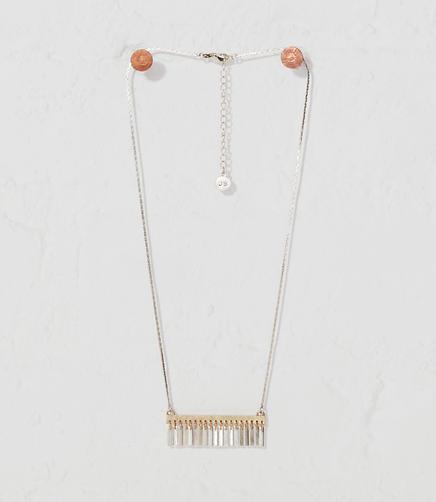 Image of Jenny Bird Raya Pendant Necklace