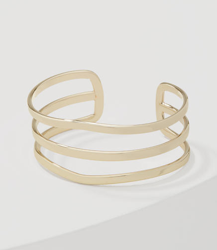 Image of Stacked Cuff Bracelet