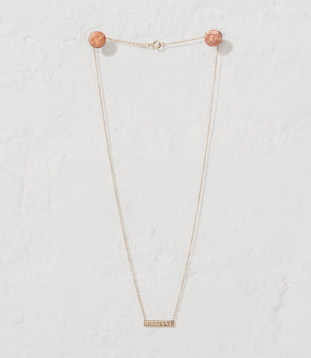 Image of Winden x Jasmine Cephas Jones Brooklyn Necklace