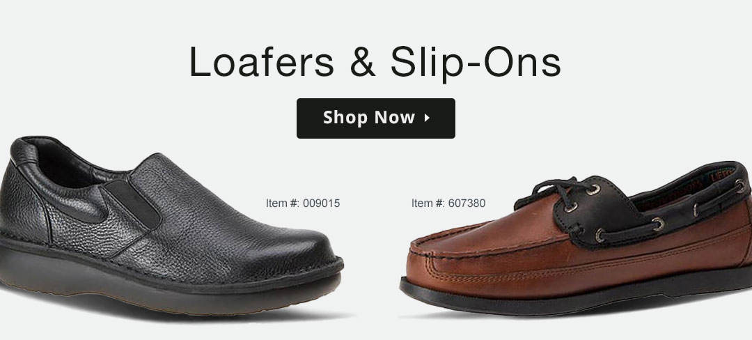 Shop Loafers & Slip-Ons